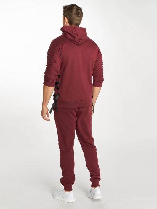 Zayne Paris Спортивные костюмы Tape красный