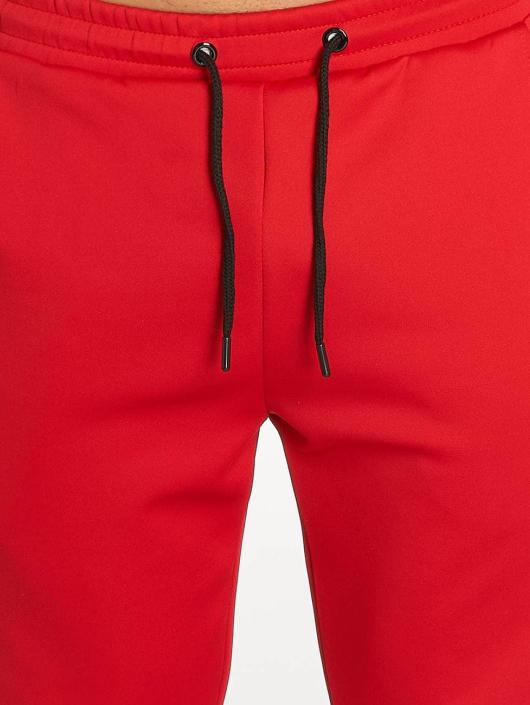 Zayne Paris Anzug Two-Tone rot