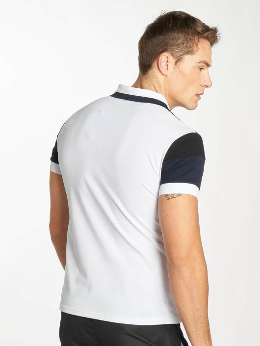 Zayne Paris Polo Stripe blanc