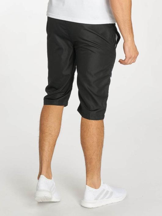 Zayne Paris Shorts Stripe schwarz