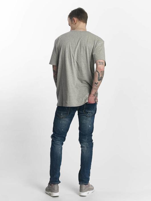 Zayne Paris Straight Fit Jeans Nantes blue