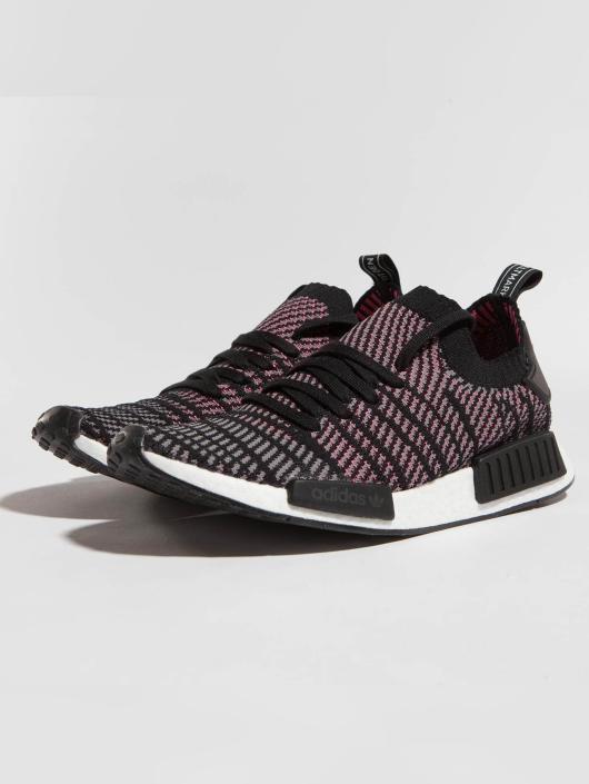 Blackgreypink Core r1 Adidas Pk Nmd Stlt Sneakers w0NOyvPm8n