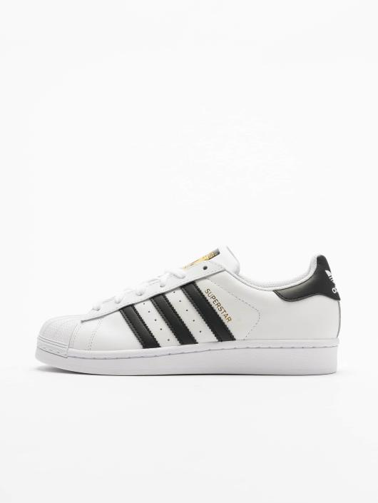 adidas sneakers superstar zwart