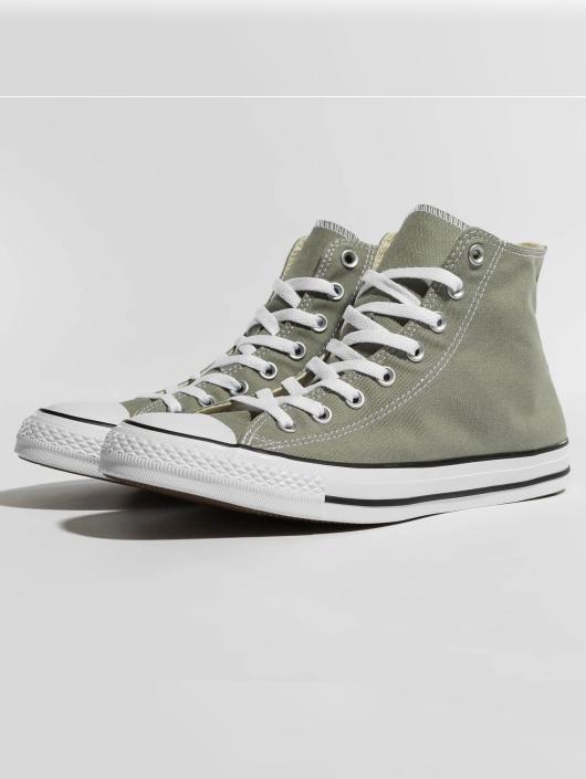 158c6433558c ... uk converse sneaker chuck taylor all star hi grau d5e79 78302