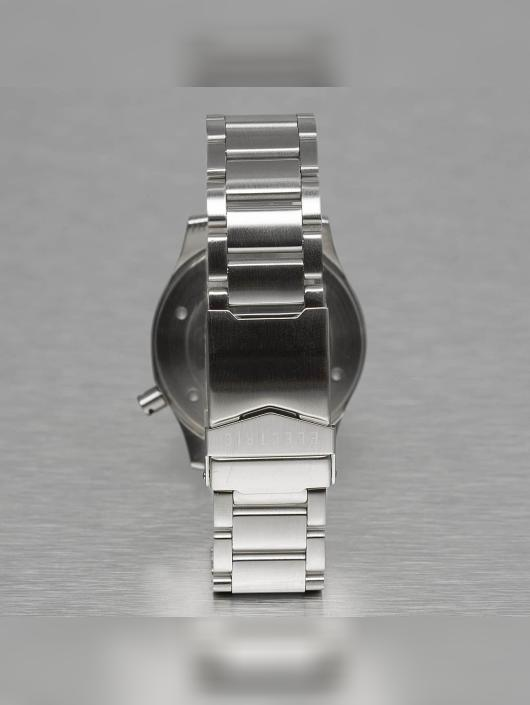Electric Klocka FW01 Stainless Steel silver