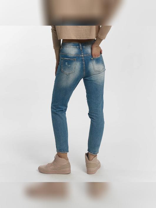 Leg Kings Jean Boyfriend Blanka bleu