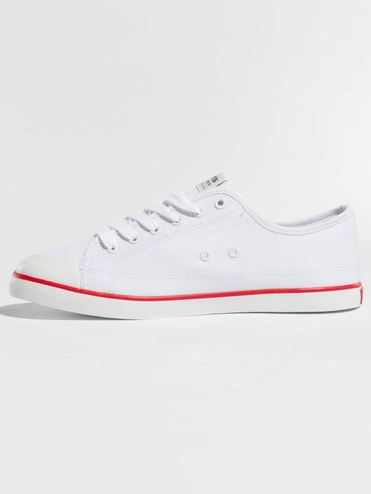 Levi's Herren Sneaker Malibu brilliant white (weiß), Größe:45