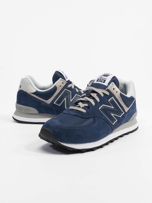 e50b9f68454 New Balance schoen / sneaker ML574 D EGN in blauw 422052