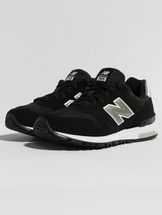 New Balance Tøysko Wl565 svart