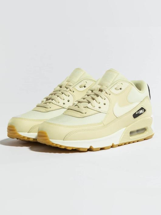 ... Nike Baskets Air Max 90 beige ...
