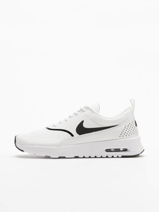 buy popular 02e28 2c1a5 ... Nike Baskets Air Max Thea blanc ...