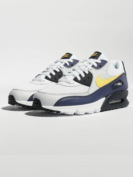 ... Nike Baskets Nike Air Max `90 blanc ...