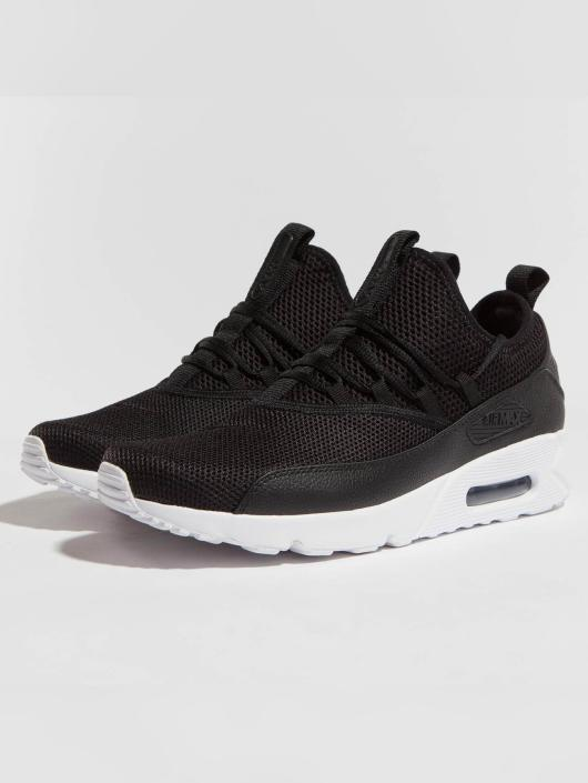 ... Nike Baskets Air Max 90 EZ noir ...