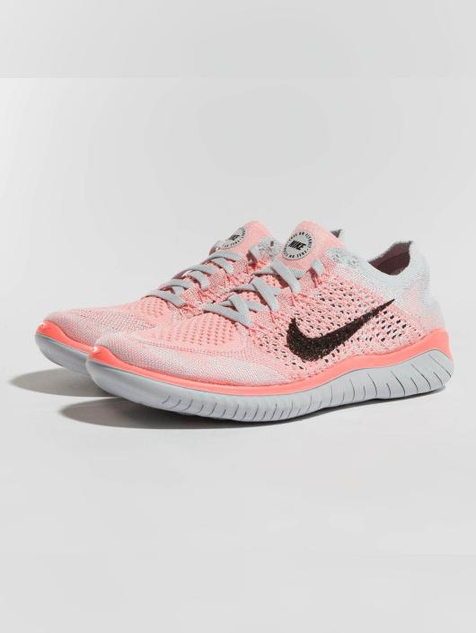 Nike Performance sneaker RN Flyknit 2018 grijs