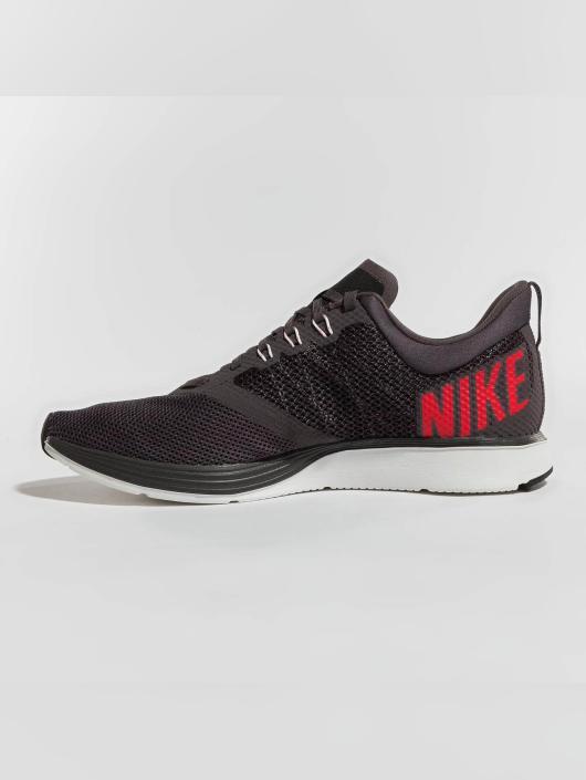 Nike Performance Sportsocken Zoom Strike šedá