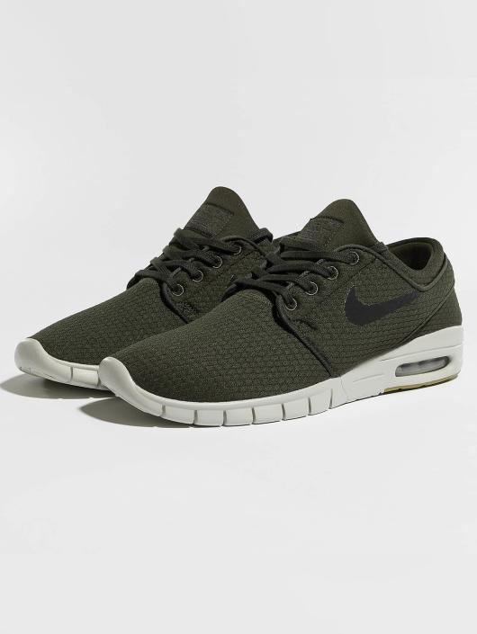 33b0eda1d9cf64 Nike SB Herren Sneaker SB Stefan Janoski Max in grün 402622
