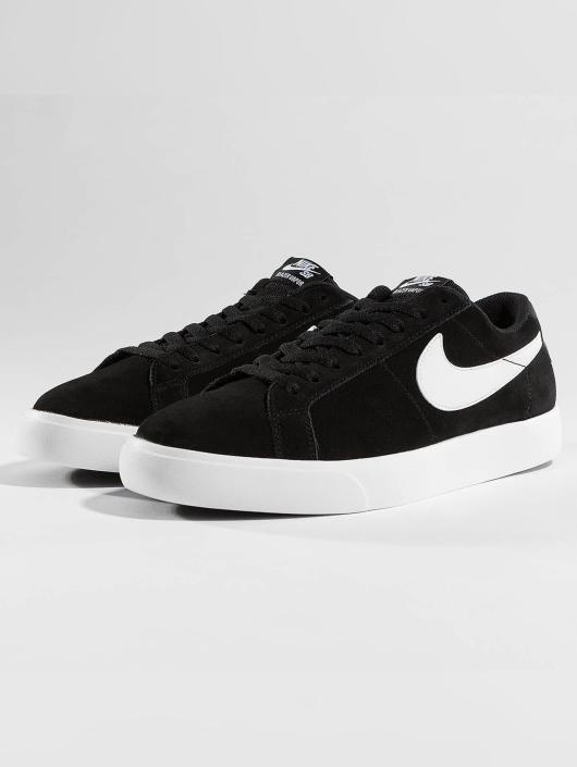 Nike SB Sneaker SB Blazer Vapor Skateboarding schwarz
