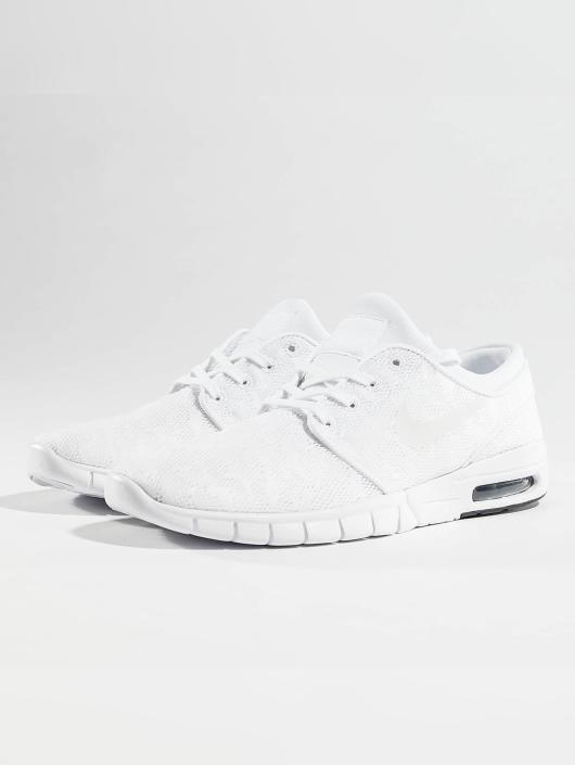 5a668633e843 Nike SB Herren Sneaker SB Stefan Janoski Max in weiß 402716