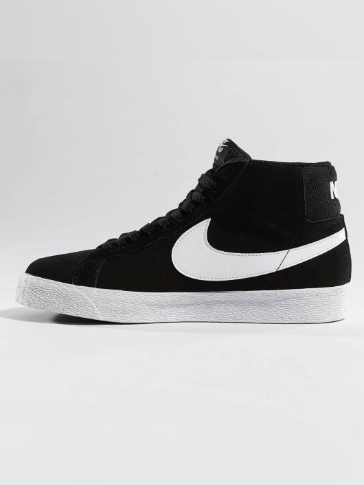 Nike SB Sneakers SB Zoom Blazer Mid Skateboarding black