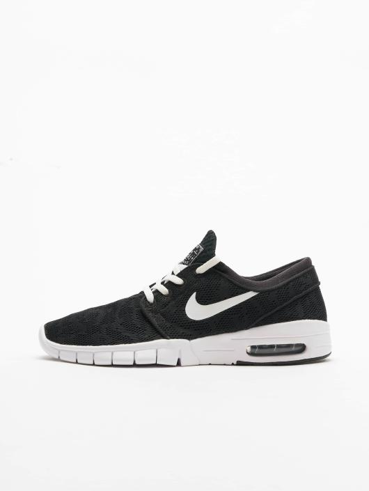 the latest 554fe be129 ... Nike SB Sneakers Stefan Janoski Max svart ...
