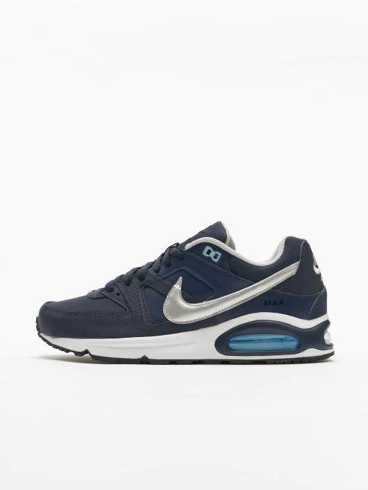 54c3477a459c93 Nike Herren Sneaker Air Max Command in blau 443819