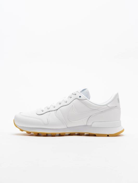 Nike Sneakers Internationalist bialy