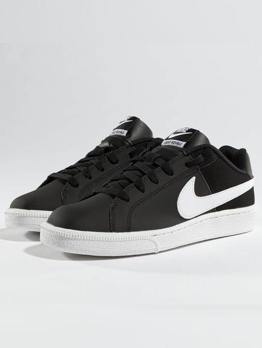 Nike Sneakers Court Royale black