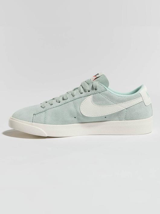 Nike Sneakers Blazer turquoise