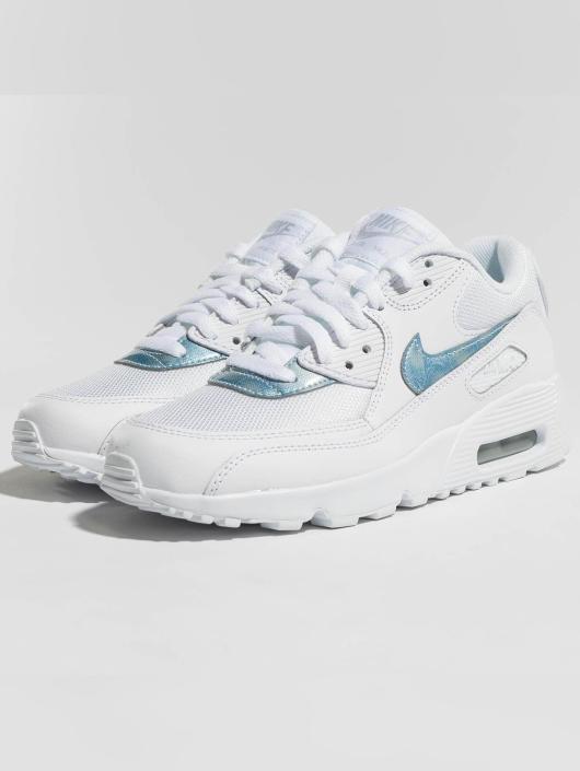sale retailer a2f6b 6161e Nike Tennarit Air Max 90 Mesh (GS) valkoinen .