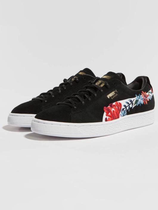 puma damen schwarz sneaker