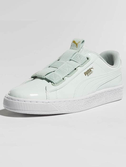 Puma Sneakers Basket Maze zielony