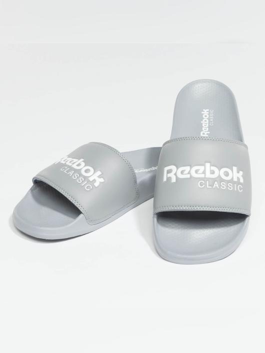 Reebok Badesko/sandaler Classic Slide grå