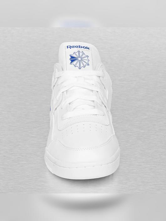 Reebok Baskets Workout Plus Classics blanc
