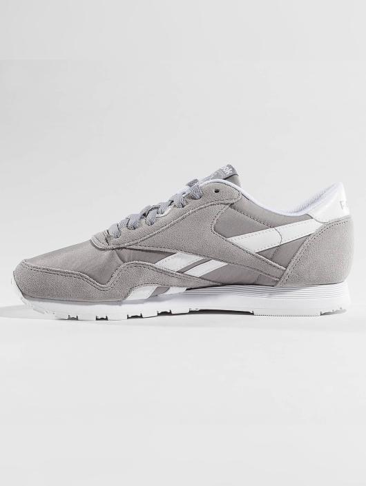 Reebok Sneaker Classic Nylon Neutral grau