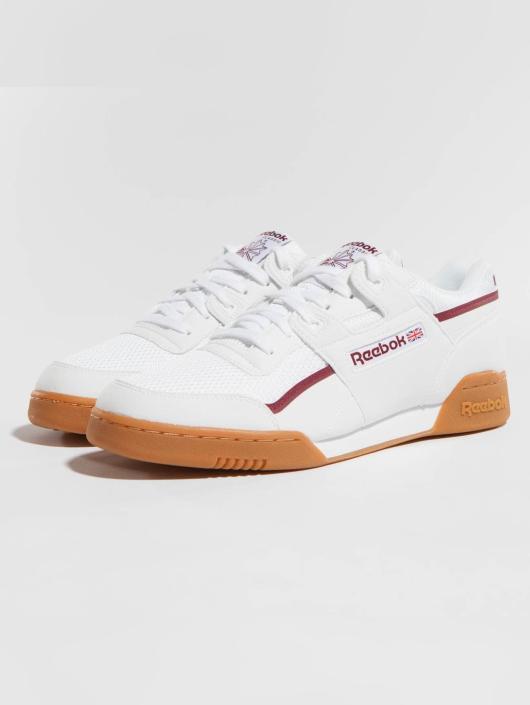 Reebok Sneaker Workout Plus MVS weiß