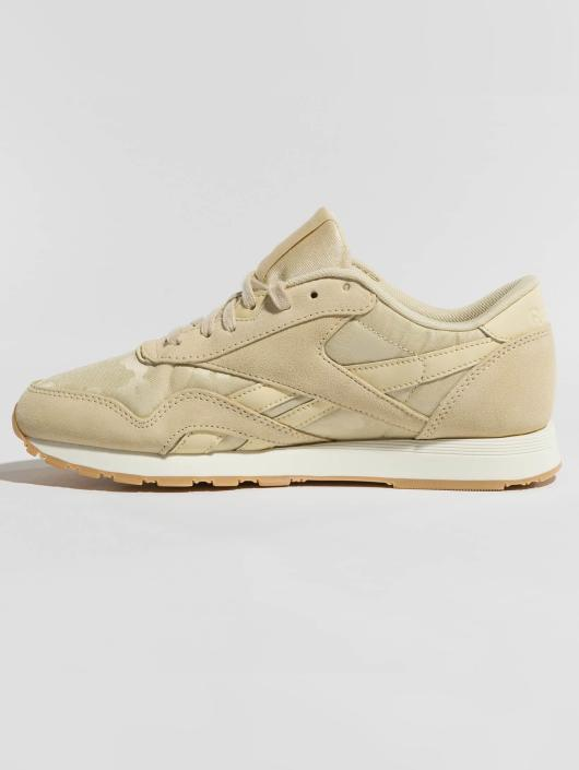 Reebok Sneakers Classic Nylon SG bezowy