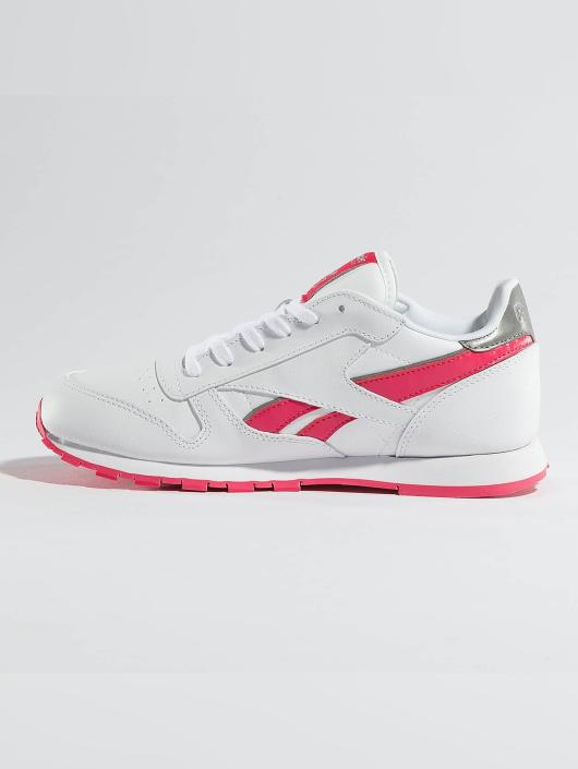 Reebok Sneakers Leather Reflect bialy