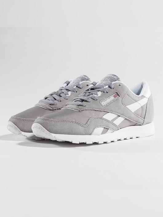 Reebok Sneakers Classic Nylon Neutral szary