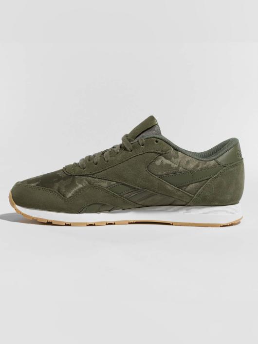 Reebok Sneakers Classic Nylon SG zielony