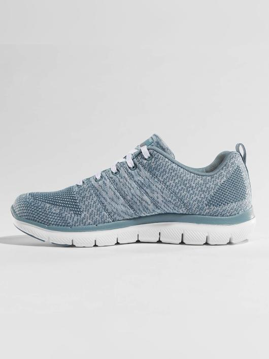 Skechers Baskets High Energy Flex Appeal 2.0 bleu