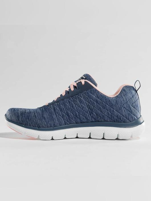 Skechers Sneakers Flex Appeal 2.0 niebieski