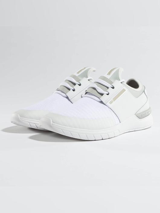 Supra Sneakers Flower Run bialy