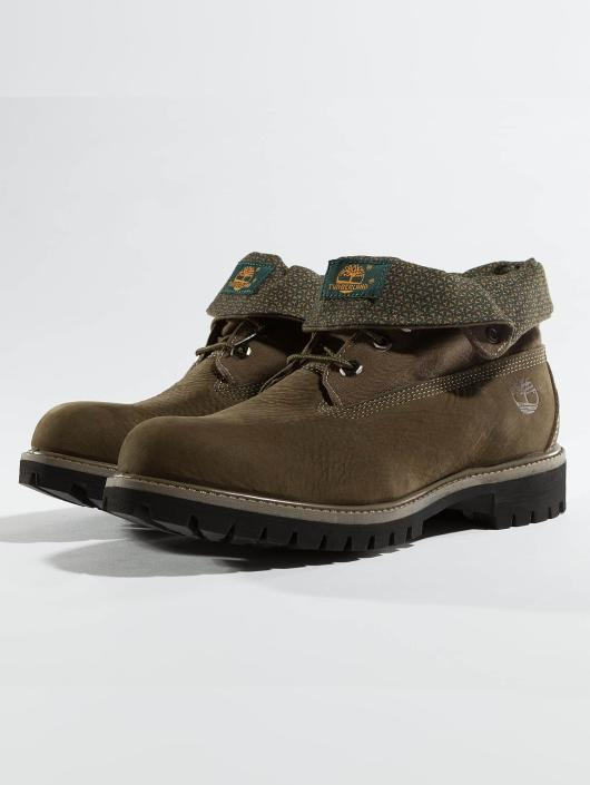 Timberland Roll Top FF AF Boots Canteen