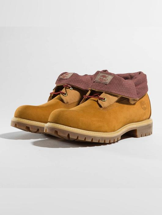 timberland roll top homme beige