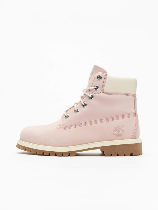 Timberland Chaussures montantes 6 In Premium pourpre