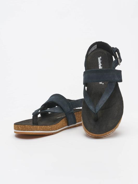 1f33d05534e Timberland Malibu Waves Thong Sandals Black