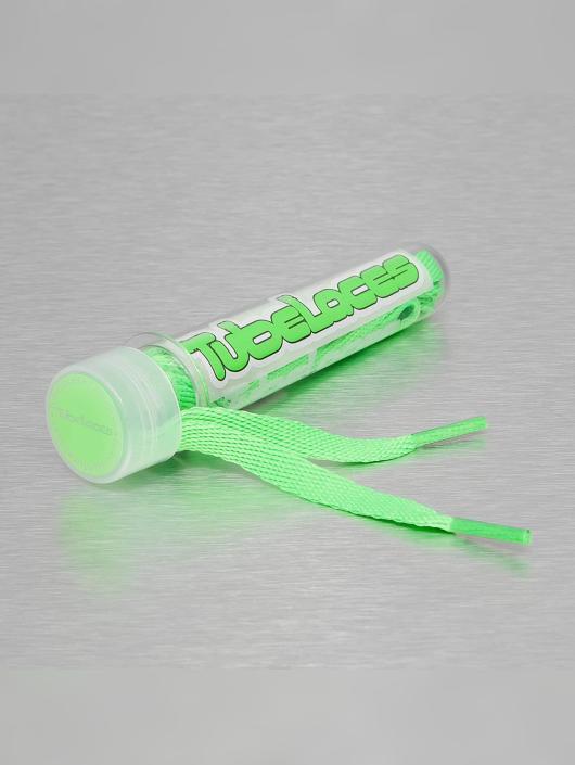 Tubelaces Schnüsenkel Tubelaces Flat Laces 120cm grün