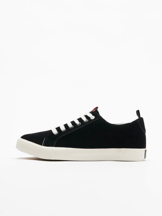 Urban Classics Sneakers Velor black