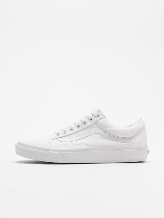 Sneakers Hvid 165697 Old Skool I Sko Vans uT31JcKFl