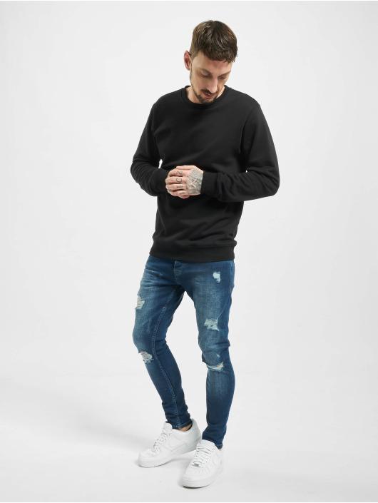 2Y Облегающие джинсы Zerrin синий
